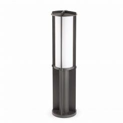 FARO CROSS-1 Lámpara baliza gris oscuro h. 85cm 74359
