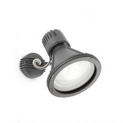 FARO PROJECT Lámpara proyector gris oscuro 71389