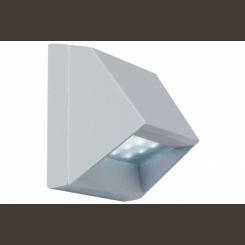 PAULMANN 99817 Aplique LED de pared de titanio Line Wall LED