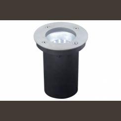 PAULMANN 98875 LED Acero inoxidable redonda 230V