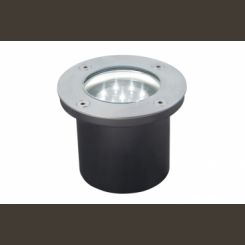 PAULMANN 98877 juego de 3 luces empotradas, Línea especial, LED, acero inoxidable
