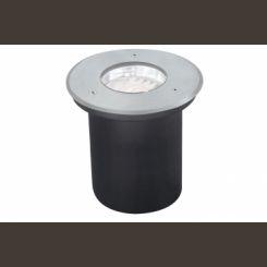 PAULMANN 98843 Empotrable ahorro de energía acero satinado