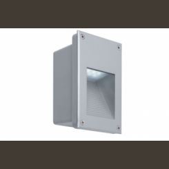 PAULMANN 99818 Luminaria de empotrar Special Line Wall IP44 LED  de titanio