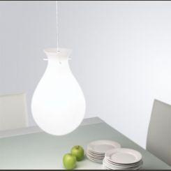 MILAN ONA Lámpara colgante blanco 6194
