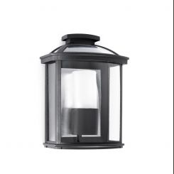 FARO CERES-1 Lámpara aplique negro 71607