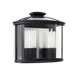 FARO CERES-2 Lámpara aplique negro 71608