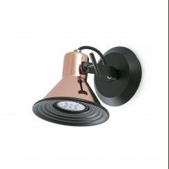 FARO CUP-1 Lámpara aplique cobre 40580