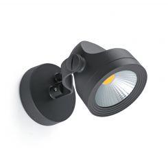 FARO ALFA LED Lámpara proyector gris oscuro 70025