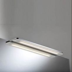 Ole by FM PERISCOPE Aplique para baño led metal cromo