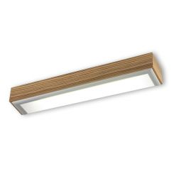Ole by FM BOX Aplique de pared madera natural roble