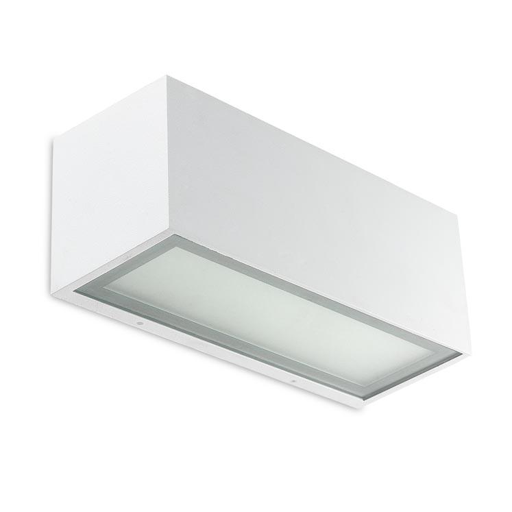 Apliques de pared leds c4 iluminacion exterior for Apliques iluminacion exterior pared