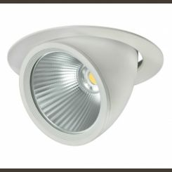 INCOLAMP DOWNLIGHT EMPOTRABLE LED COB 30W 4000K 2300lm