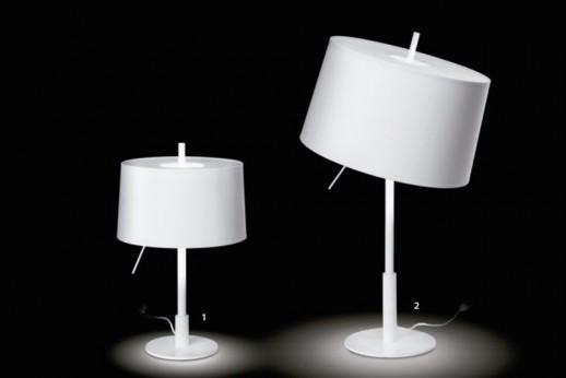 Ideas de decoración con lámparas de mesa