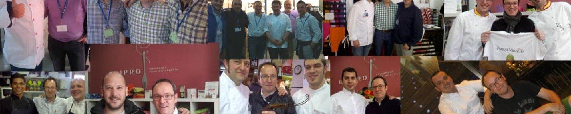 ... y así nació la web :: UNIPRO Uniformes Hosteleria Valencia, ropa cocina Valencia, Ropa hosteleria, Ropa cocinero ::