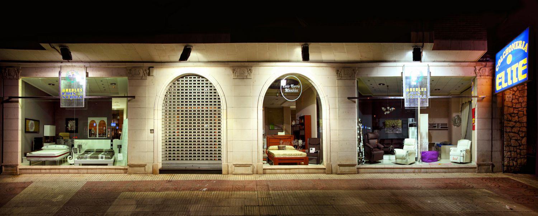 Nuestras tiendas muebles luis serra muebles corbera muebles alzira sofas corbera sofas - Muebles alzira ...