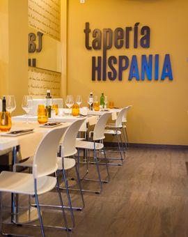 Tapería Hispania Hernán Cortés