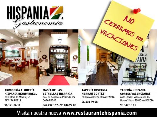 Restaurantehispania