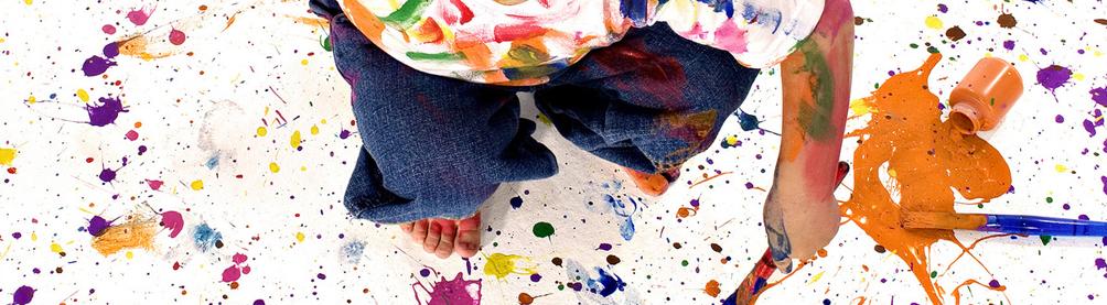 Gran variedad de pinturas para llenar de color su hogar