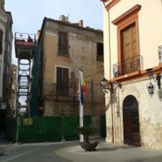 Reparaci n fachada antiguo ayuntamiento cullera - Reparacion relojes antiguos valencia ...