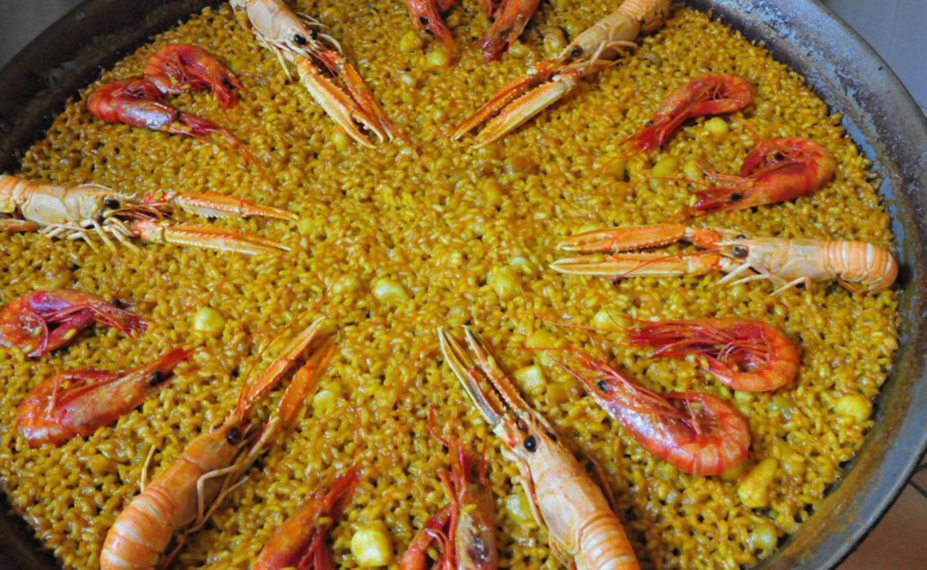 Restaurante en El Palmar