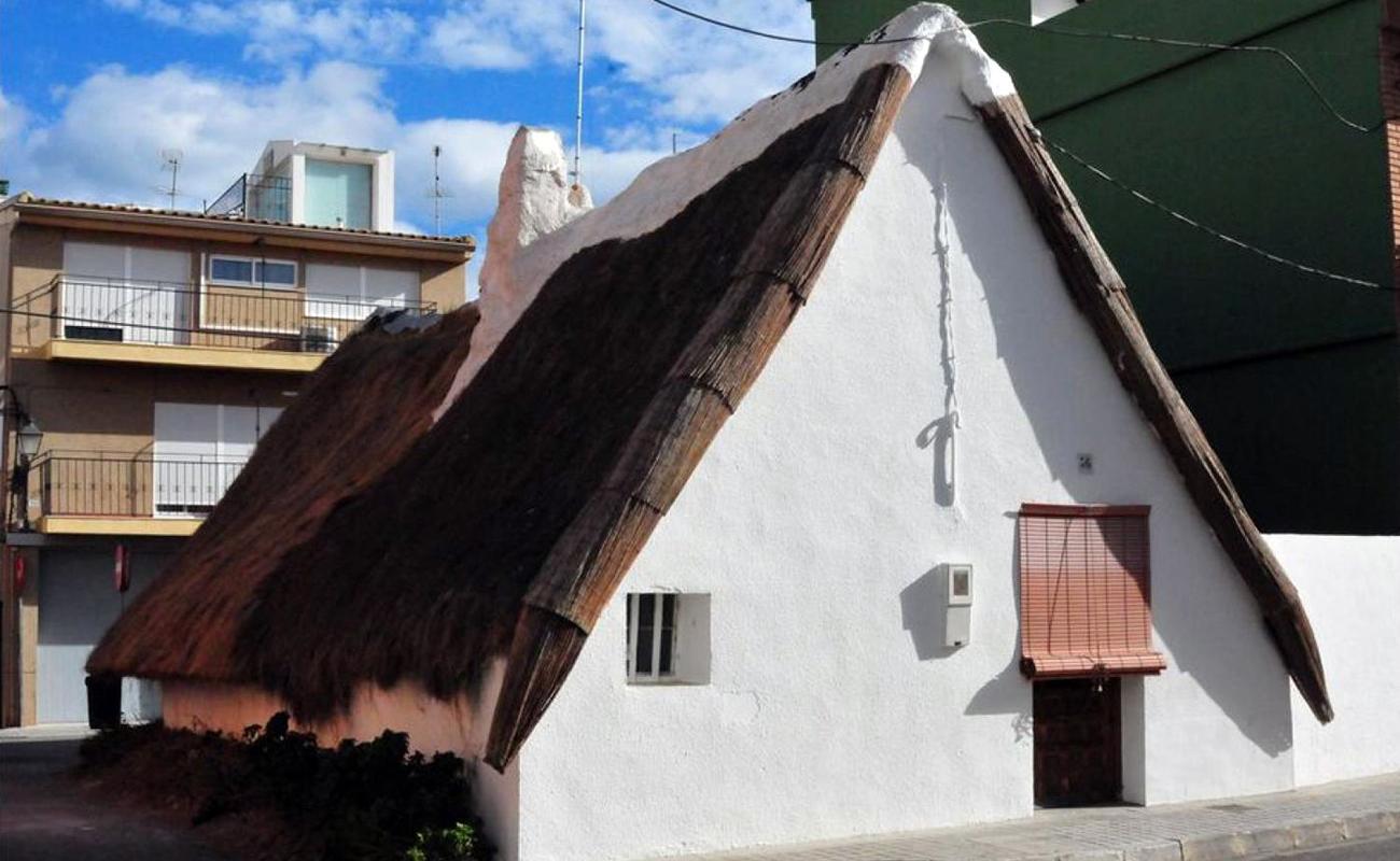 Auténtica Barraca Valenciana