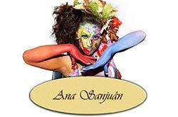 Ana San Juan Make up