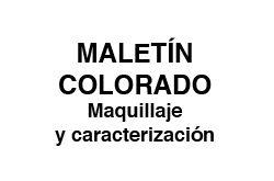 Maletín colorado