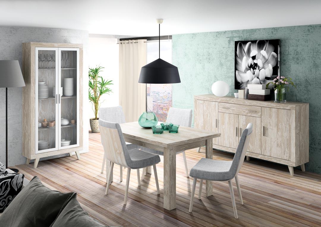 Home muebles en l ria muebles en valencia mueble for Muebles para comedor baratos