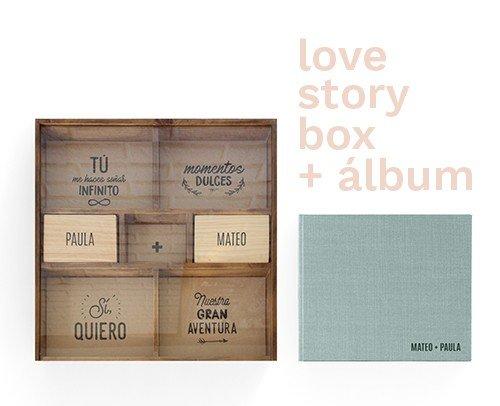 Love Story Box + Álbum