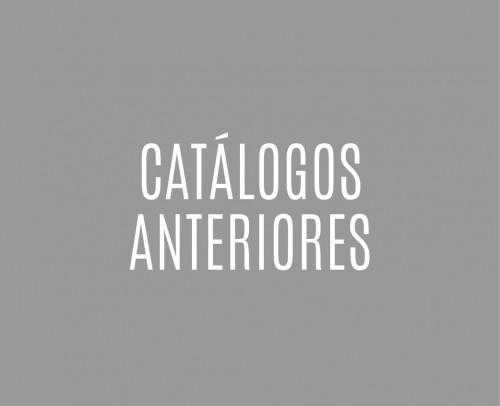 Catálogos anteriores