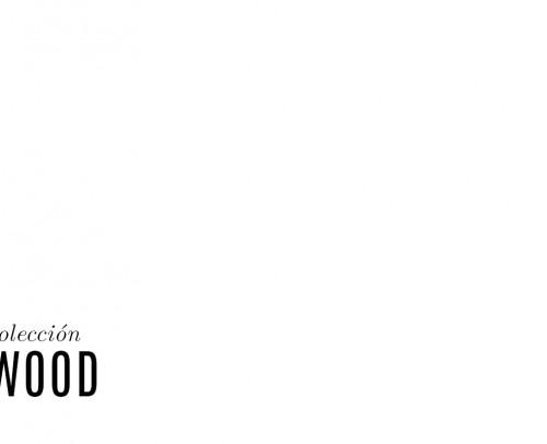 Colección Wood Boda
