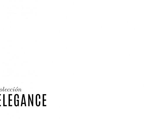 Colección Elegance 2017
