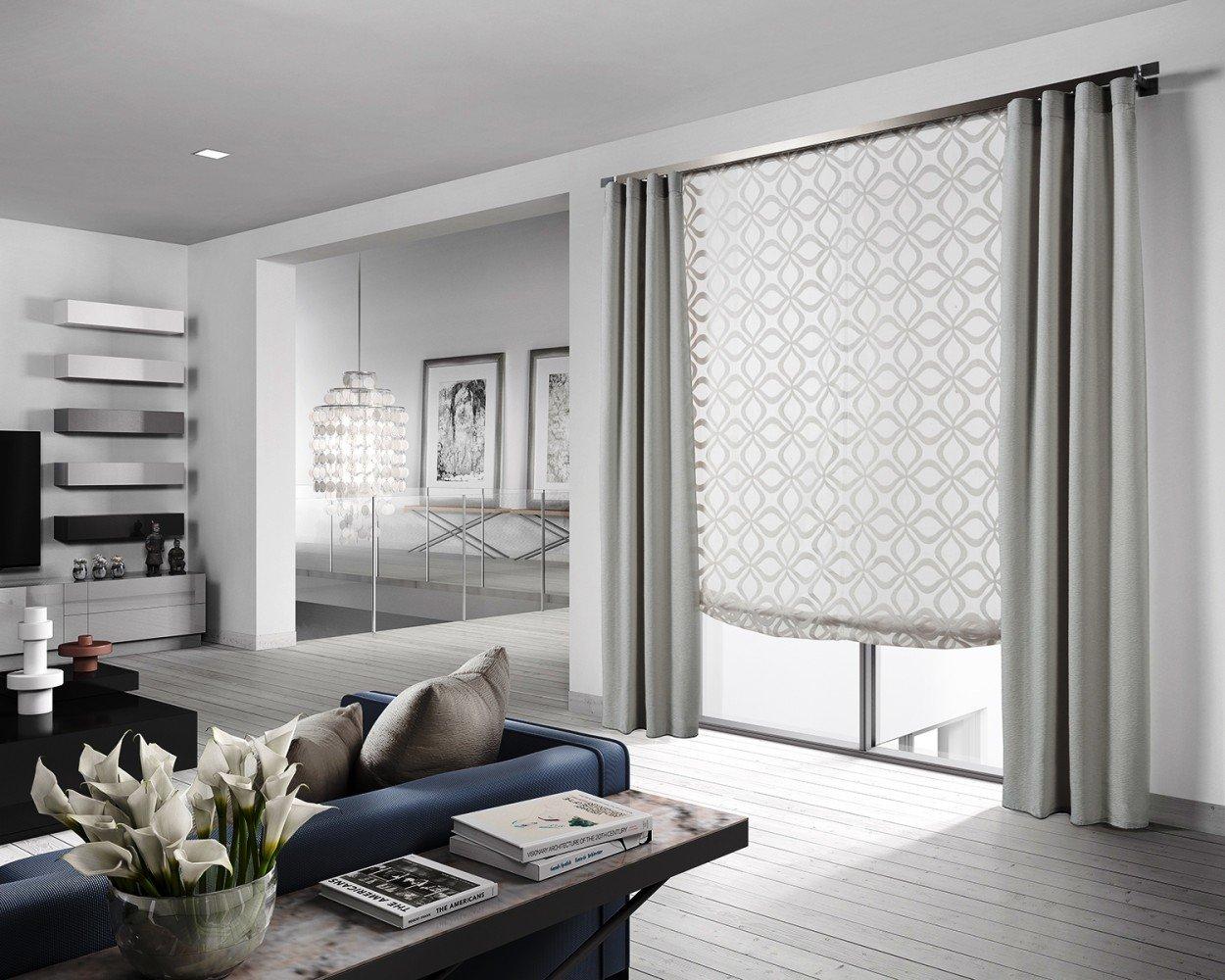 Cortinas cortinas tienda de cortinas modernas panel - Cortinas valencia ...