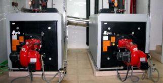 Instalación calefacción y agua caliente