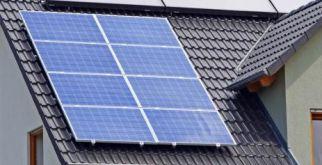 Instalación de energía solar