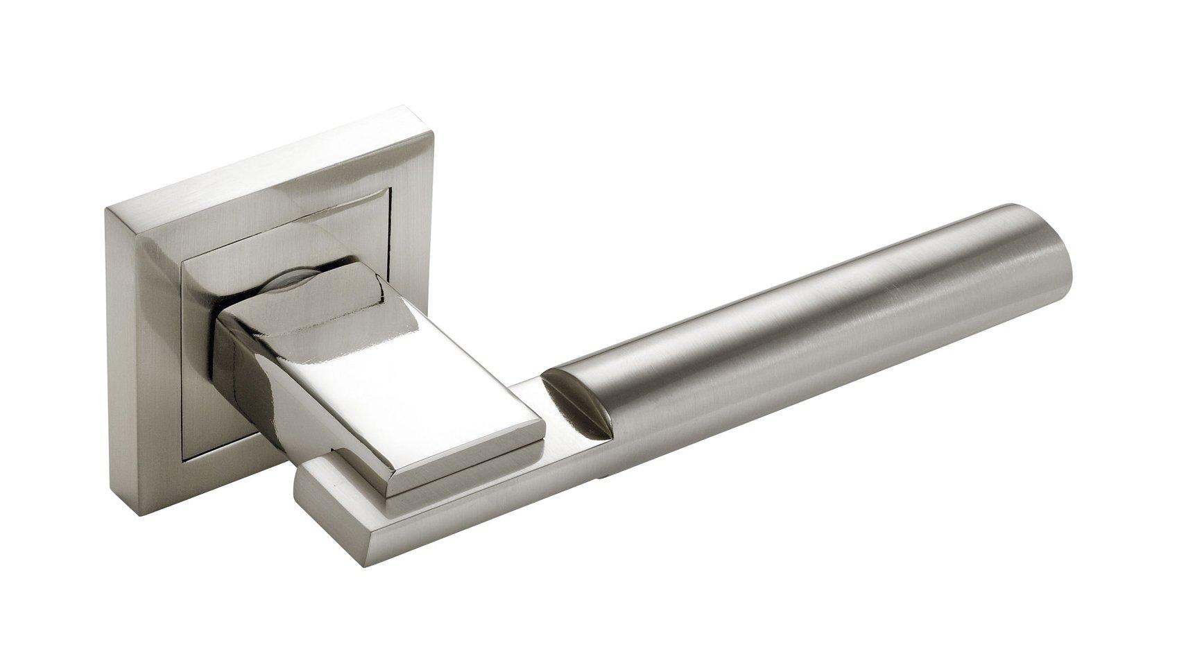 Aluminio manivelas para puertas carvi - Manilla puerta aluminio ...