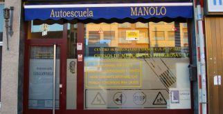 Autoescuela Manolo