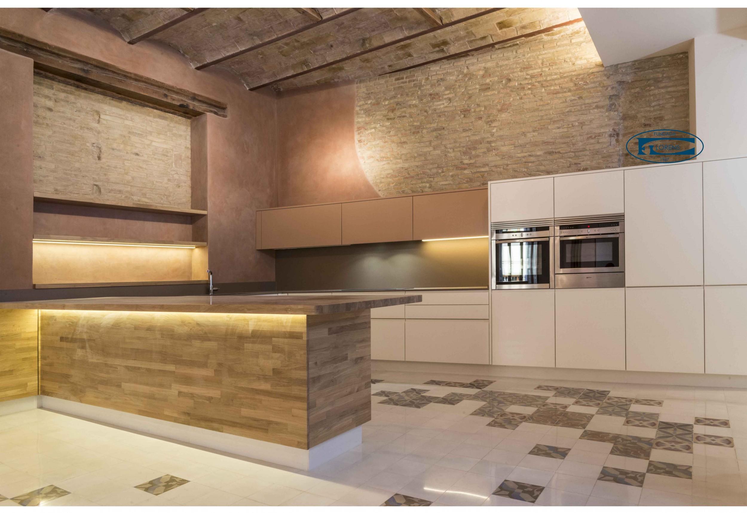 Cocinas llorens cocinas valencia fabricante de mueble a for Cocinas modernas valencia