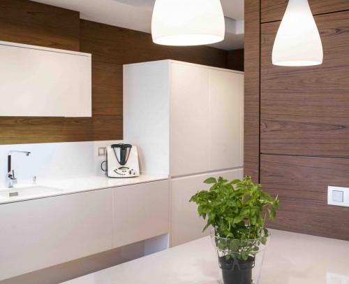Cocina moderna en Valencia capital