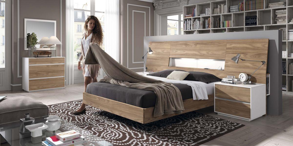 Dormitorios dise o chapa natural dormitorios muebles - Dormitorio matrimonio diseno ...