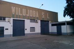 Nuestra fachada en Vilujoba