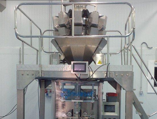 pesadora multicabezal en EC800