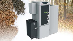 Calderas biomasa gama doméstica