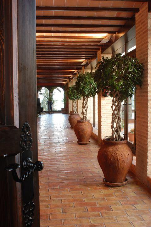 Baldosas de barro manual pavimentos de barro manual for Ceramica fabricacion
