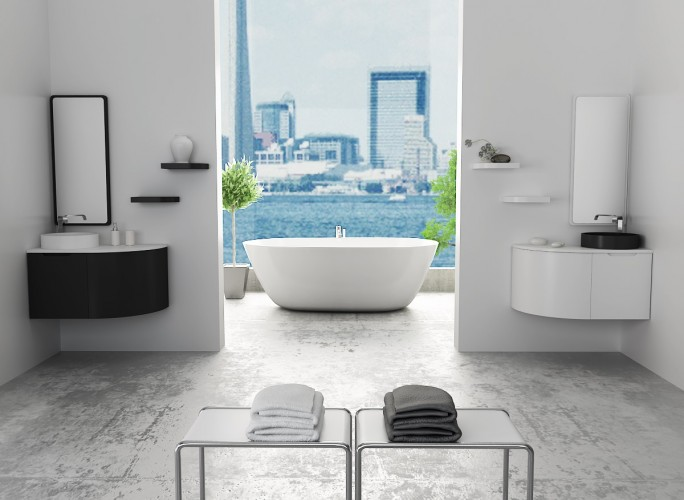 FLAT Bathroom Furniture