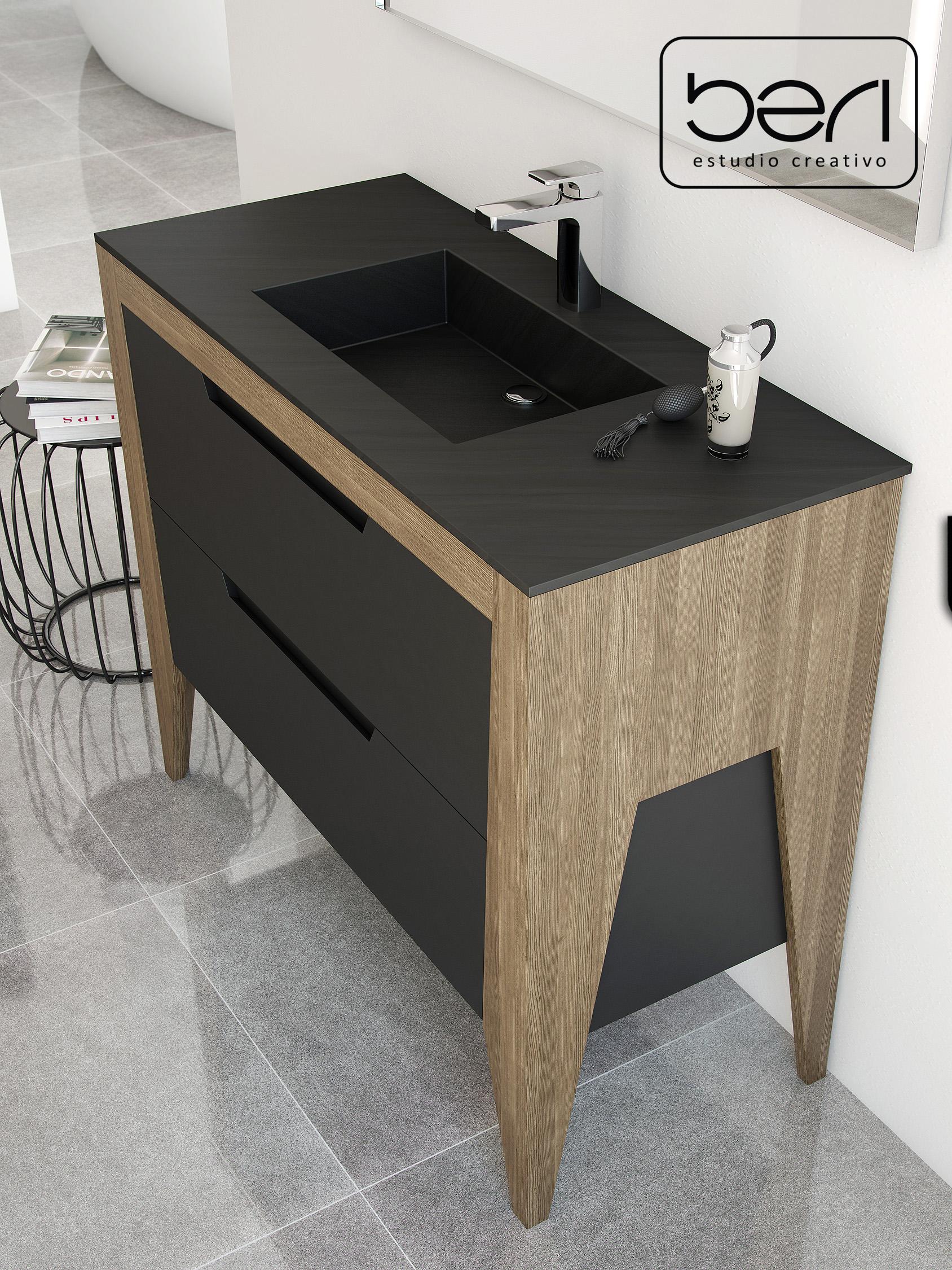 Fabricamos muebles de ba o lavabos y accesorios - Fabricante muebles de bano ...