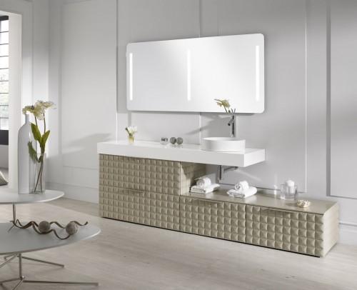 Colección de baño serie Zeta