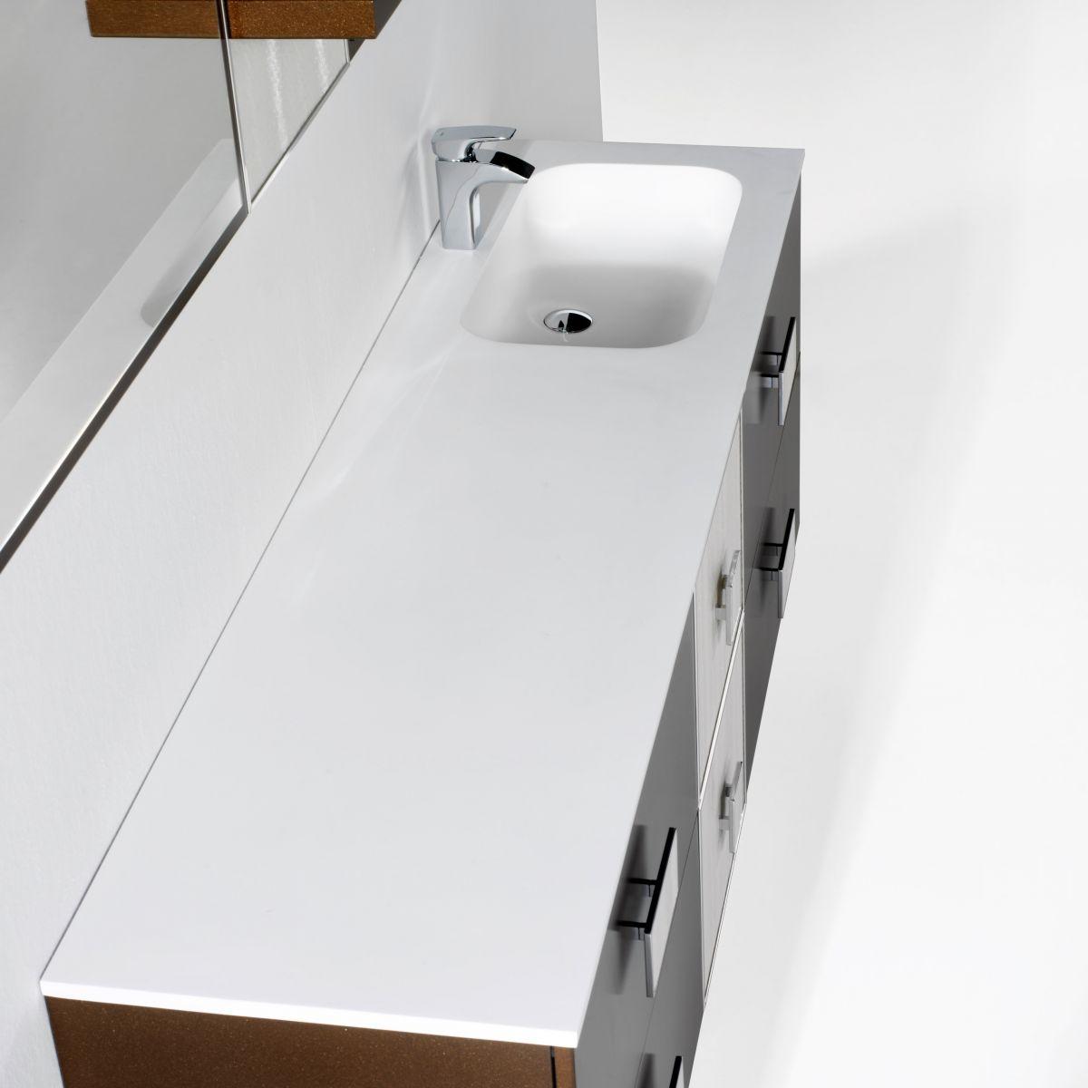 Neo ikebe fabrica de muebles de ba o a medida lavabos solid surface lavabos resina - Muebles de lavabo a medida ...