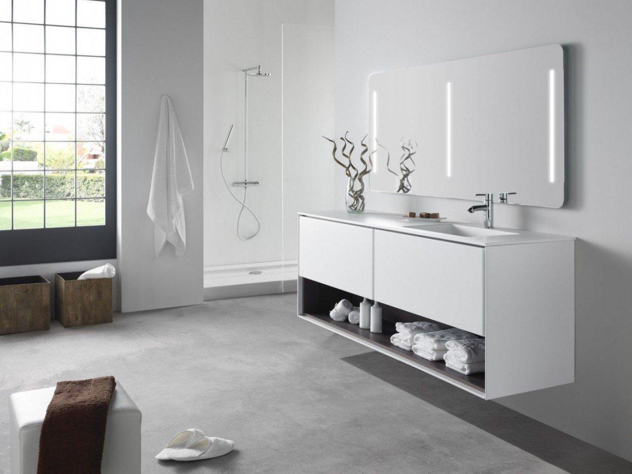 Gama de lavabos Solid Surface de Ikebe :: Ikebe, fabrica de muebles de baño a medida, lavabos solid surface, lavabos resina, lavabos corian y complementos para el baño.
