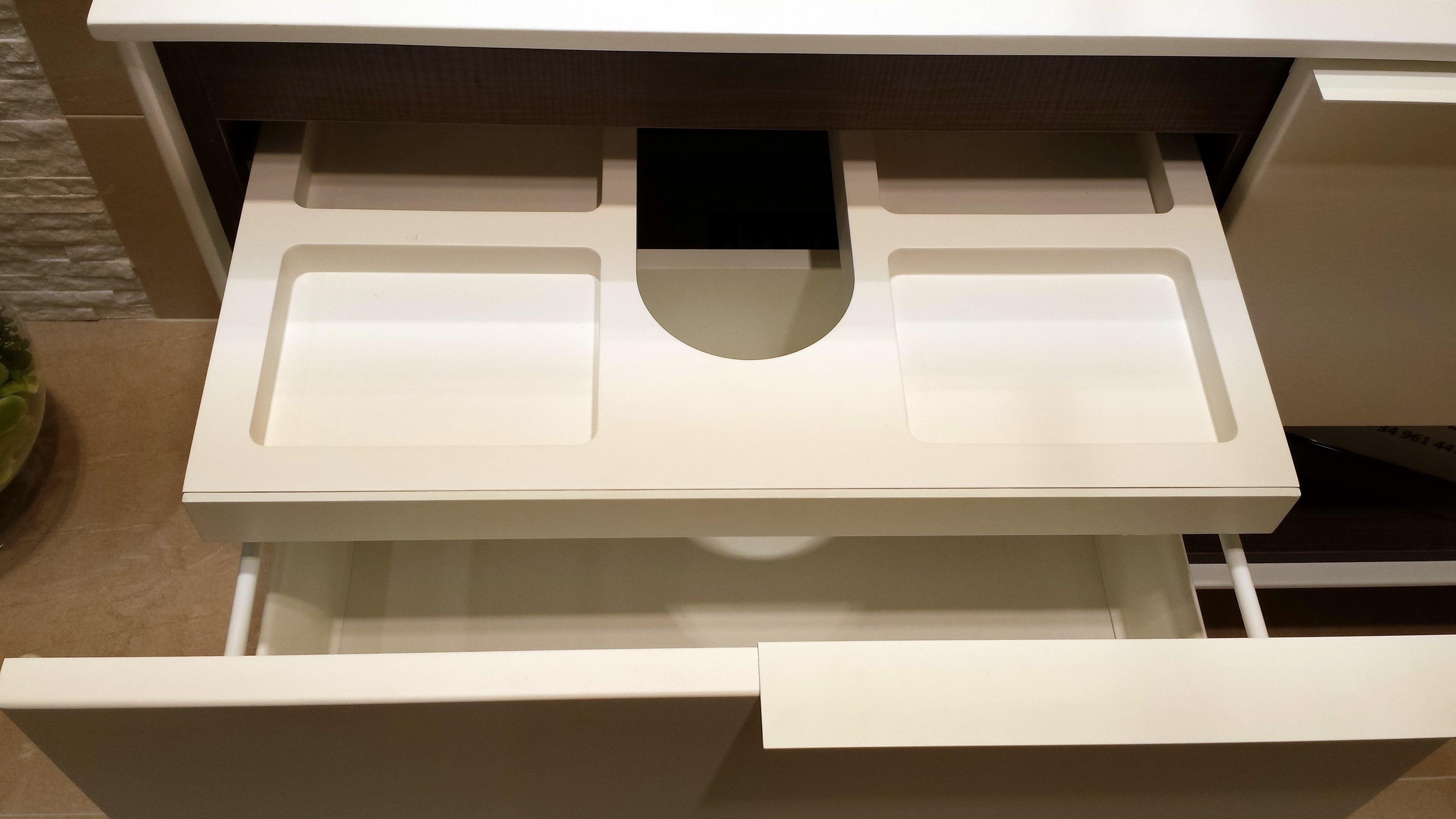 Cevisama 2015 ikebe fabrica de muebles de ba o a - Muebles de lavabo a medida ...